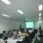 刘杰克老师应邀为国资委直属中央企业讲授企业战略营销培训课程