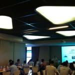 品牌与互联网营销专家刘杰克老师应邀为杭州老板厨房电器讲授电子商务创新营销实战策略课程