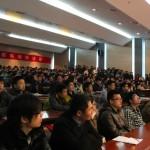 品牌与网络营销专家刘杰克老师应邀为江苏南京工业大学创业大讲堂做《营销三维论》品牌营销主题讲座2