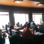刘杰克老师应邀为北京大学微时代总裁班做移动互联网微营销课程讲座