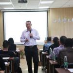 刘杰克老师应邀为浙江杭州文化创意企业家讲授品牌创新营销课程