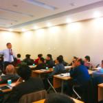 刘杰克老师做客国家行政学院工商管理总裁班讲授品牌营销创新课程