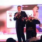 刘杰克老师应邀为第十届中国洗涤化妆品行业高峰会做移动互联网环境下营销之道主题演讲